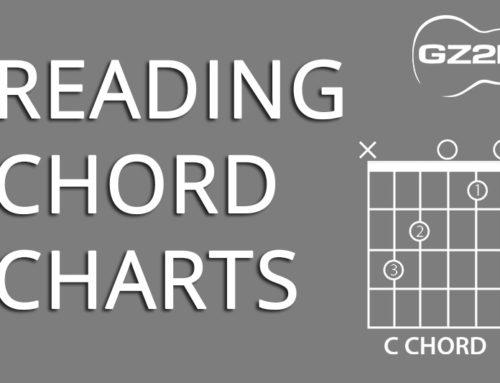 READING CHORD CHARTS