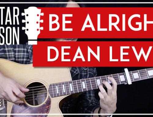 IRONIC - ALANIS MORISSETTE GUITAR LESSON - GuitarZero2Hero
