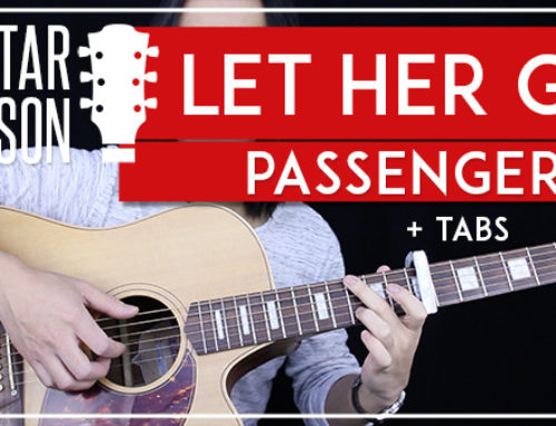 Let It Be The Beatles Guitar Lesson Guitarzero2hero