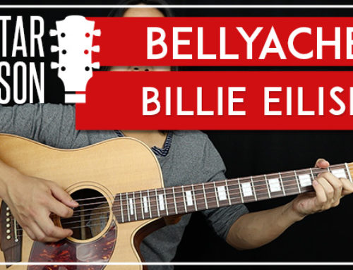 BELLYACHE – BILLIE EILISH GUITAR LESSON