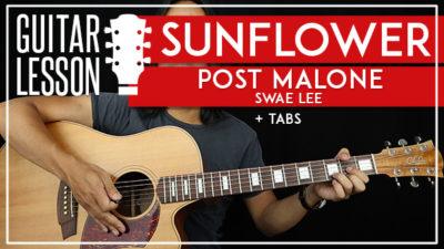 Post Malone Archives - GuitarZero2Hero